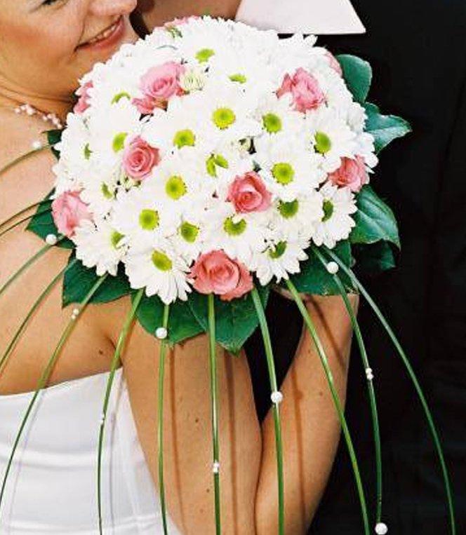 Букеты из хризантем своими руками фото 48