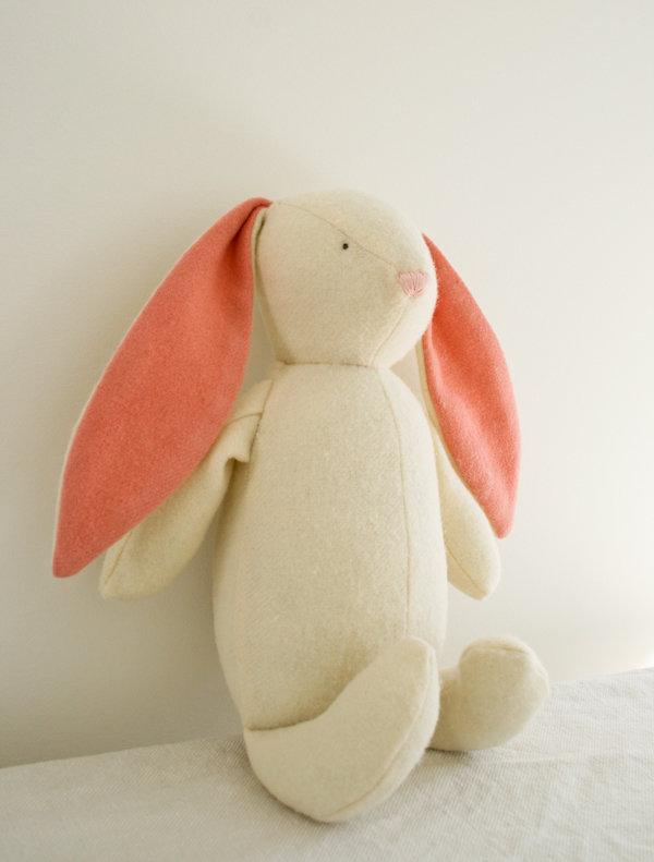 Заяц мягкая игрушка своими руками 98