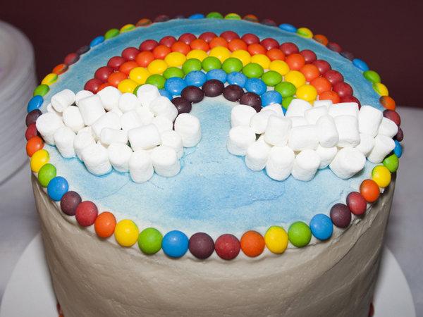 Детский торт своими руками в домашних условиях 33