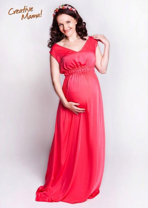 Фото красивые платья на беременных фото 12