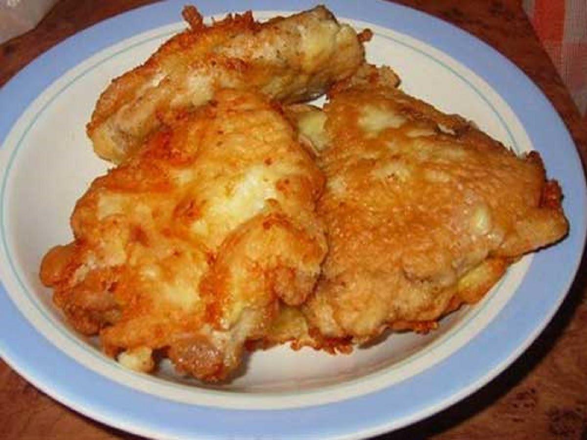 Куриное филе в кляре пошаговый рецепт с фото в
