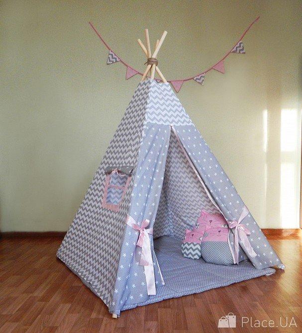 Палатка для ребенка своими руками из ткани 52