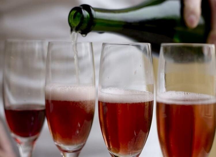Игристые вина в домашних условиях 821