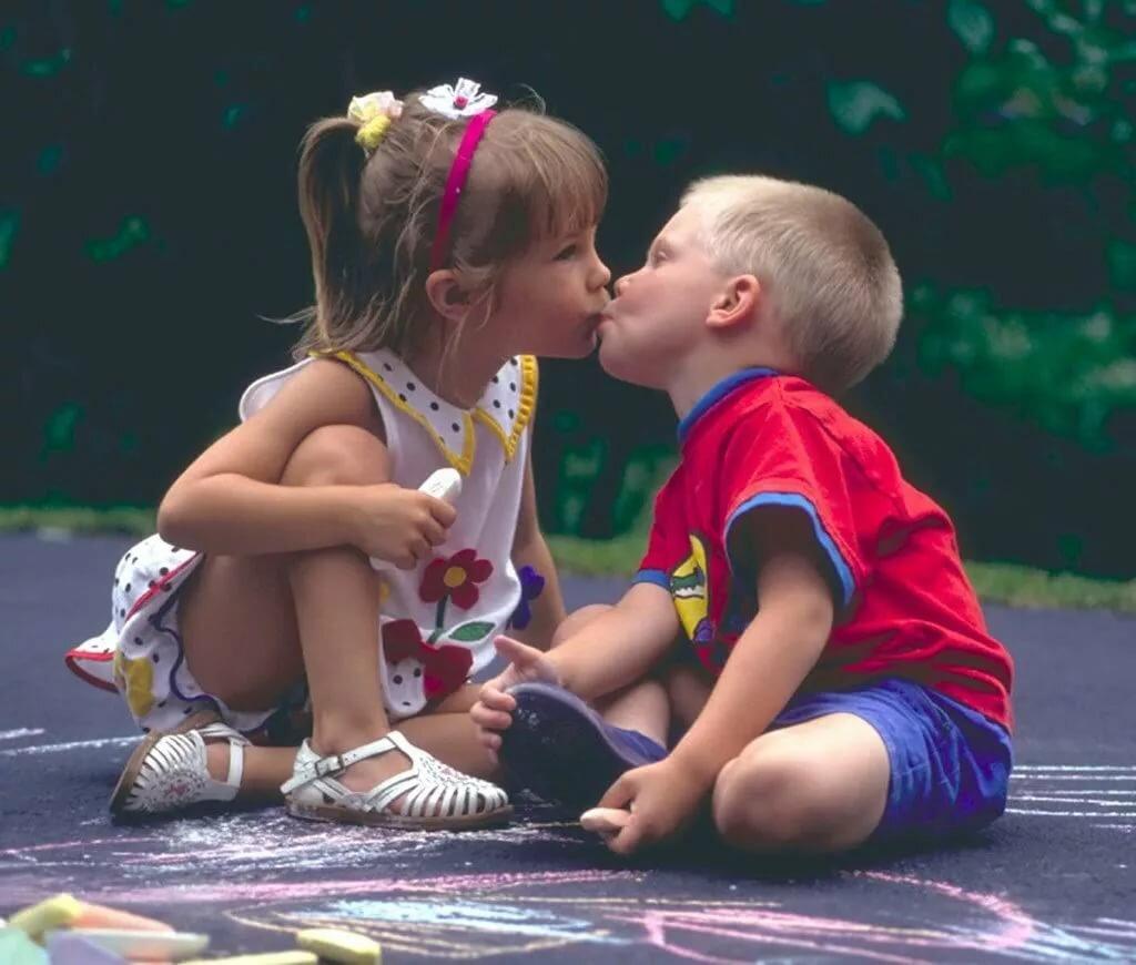 Дети Занимаются Сексом