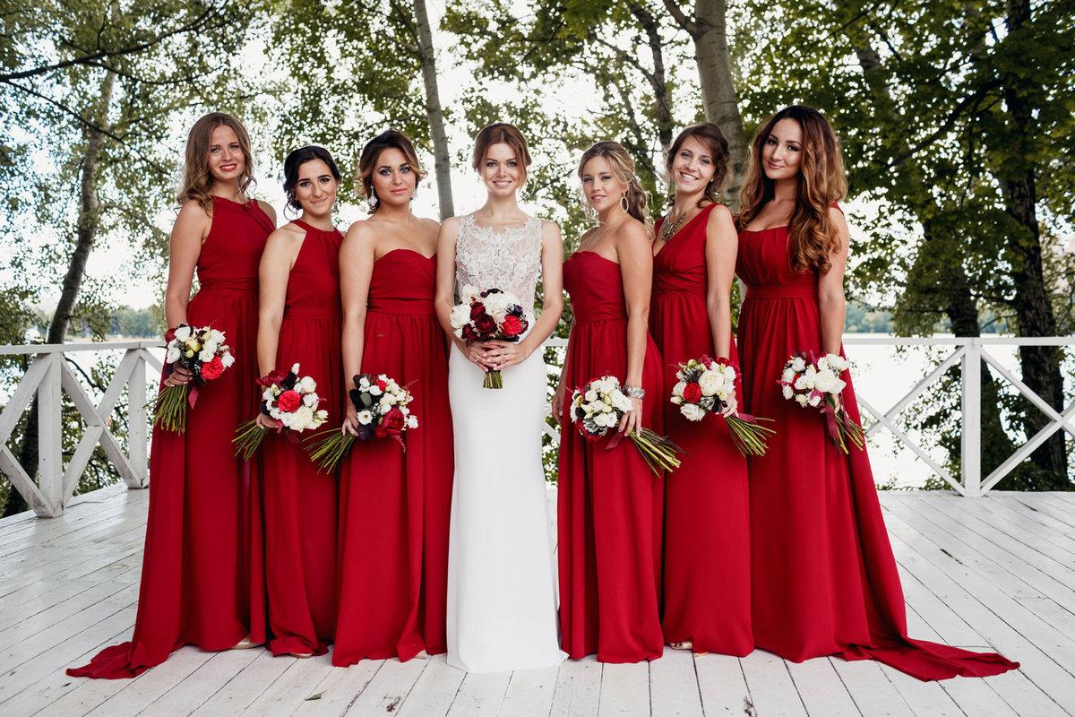 Фото на свадьбе все 2018