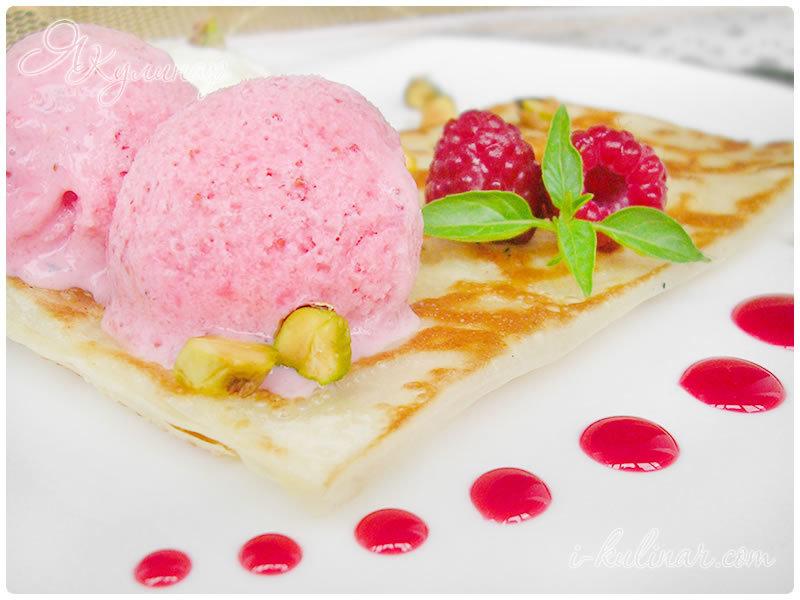 Мороженое с ягодами в домашних условиях рецепт 308
