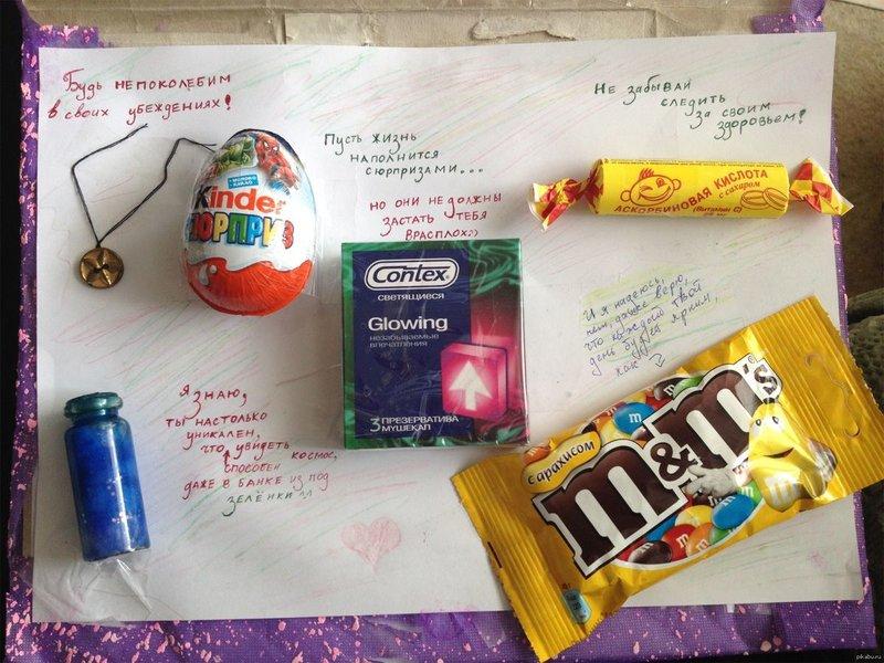Что подарить подруге интересные подарки