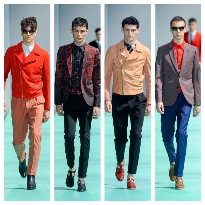 Модные бренды мужской одежды 2017