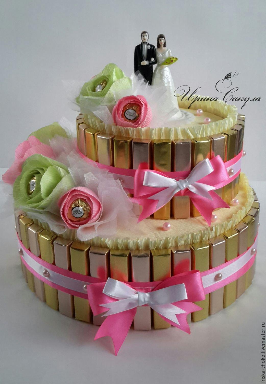 Как сделать денежный торт на свадьбу своими руками пошагово с