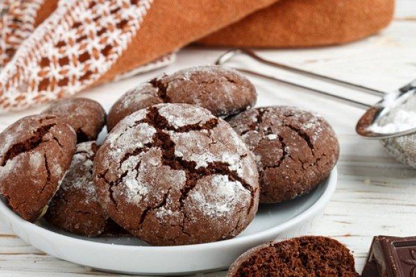 Как сделать шоколадное печенье в домашних