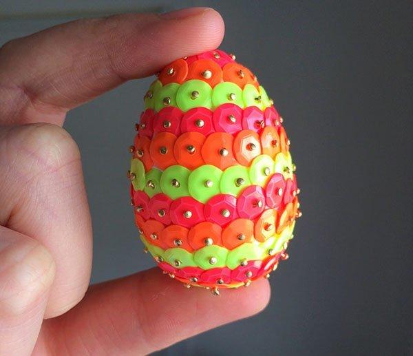 Детские пасхальные яйца поделки своими руками