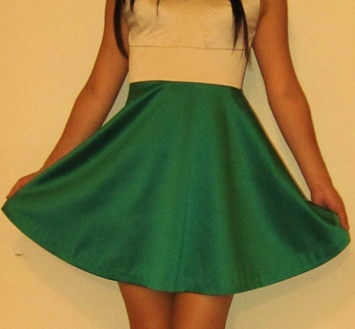 Сшить юбку-татьянку для девочек