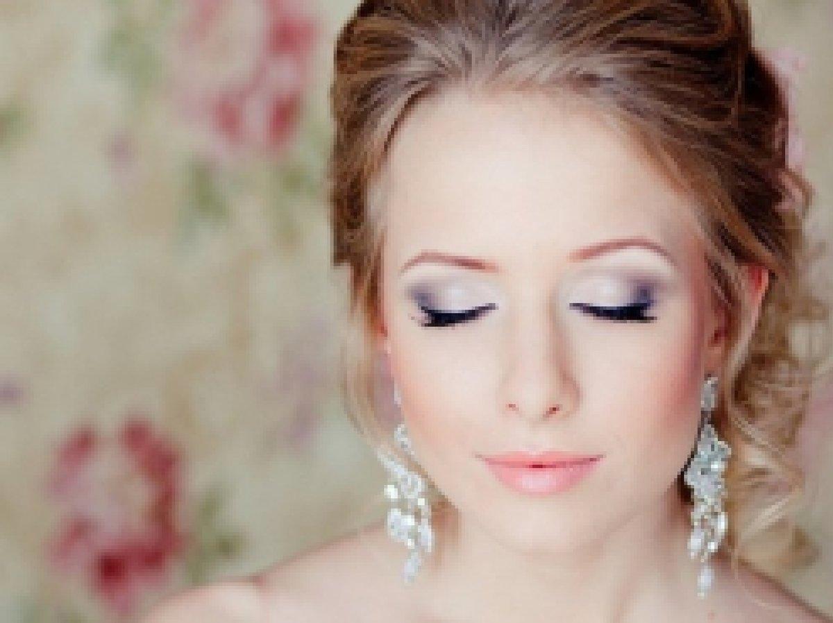 Макияж на свадьбу подружке невесты фото