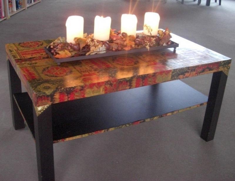 Как реставрировать стол своими руками фото 34