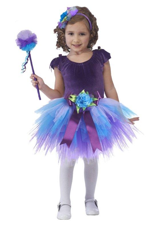 Новогодний костюм для девочки. своими руками 448