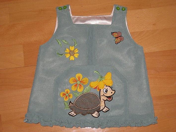 Детские вещи с вышивкой 35