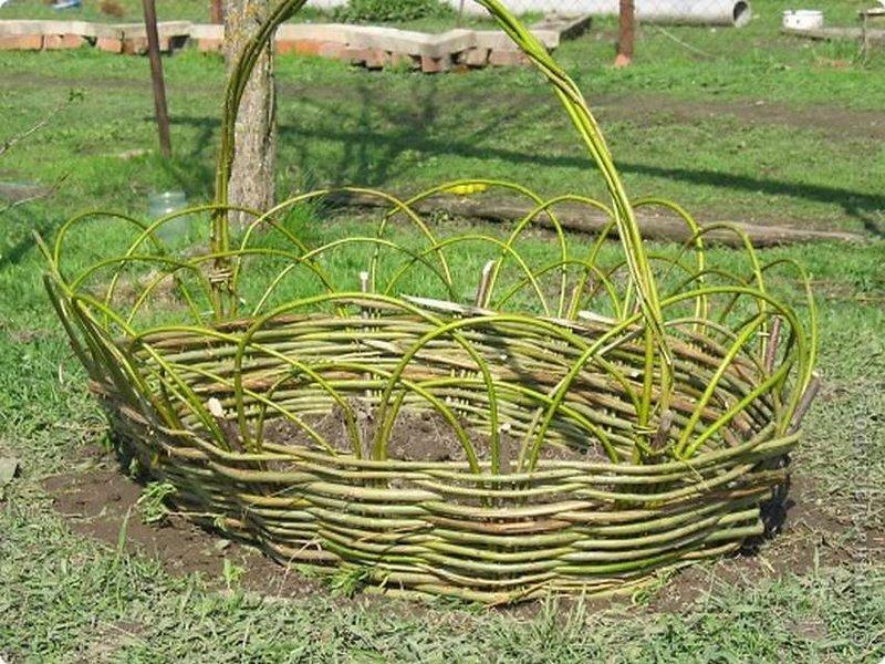 Поделки из прутьев