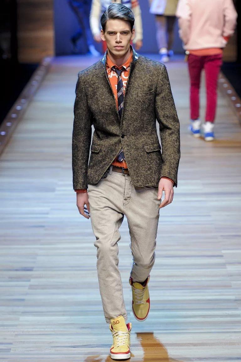 Фото современной моды мужской