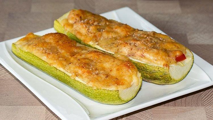 Простые рецепты кабачок в духовке рецепт