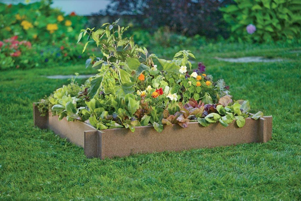 Короба для огорода своими руками фото