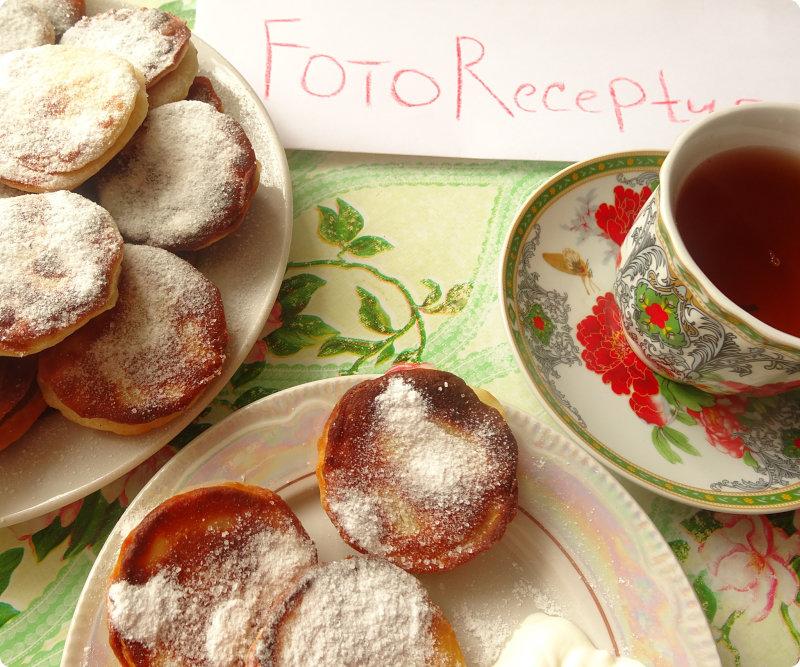 Рецепт начинки для пончиков в домашних условиях 145