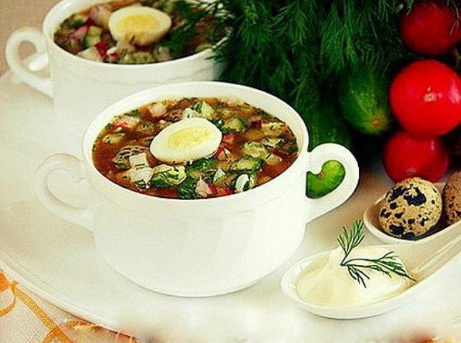 Рецепт приготовить суп солянку в домашних условиях 645