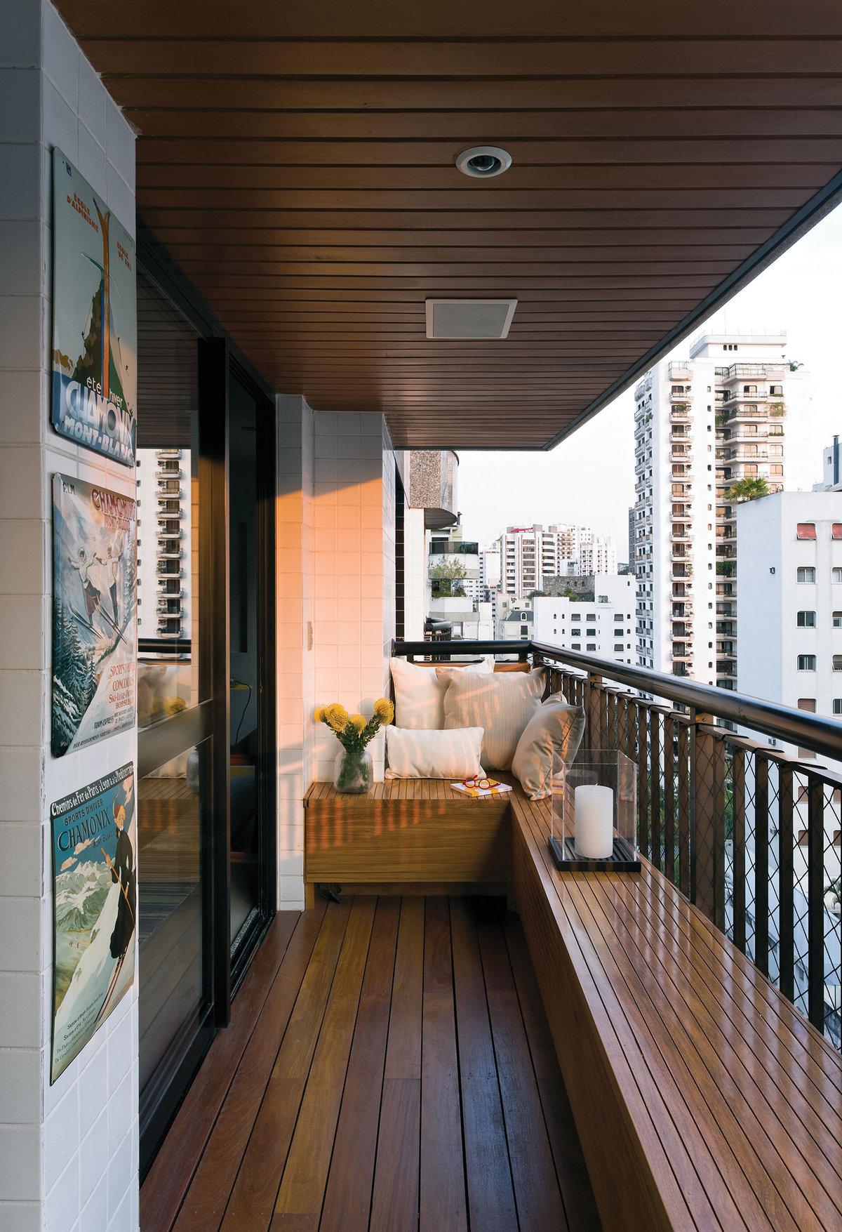 Дизайн интерьера балкон и лоджия