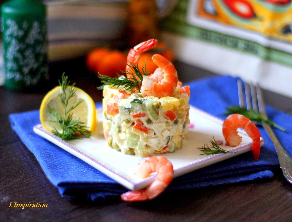 Салат на свадебный стол рецепты