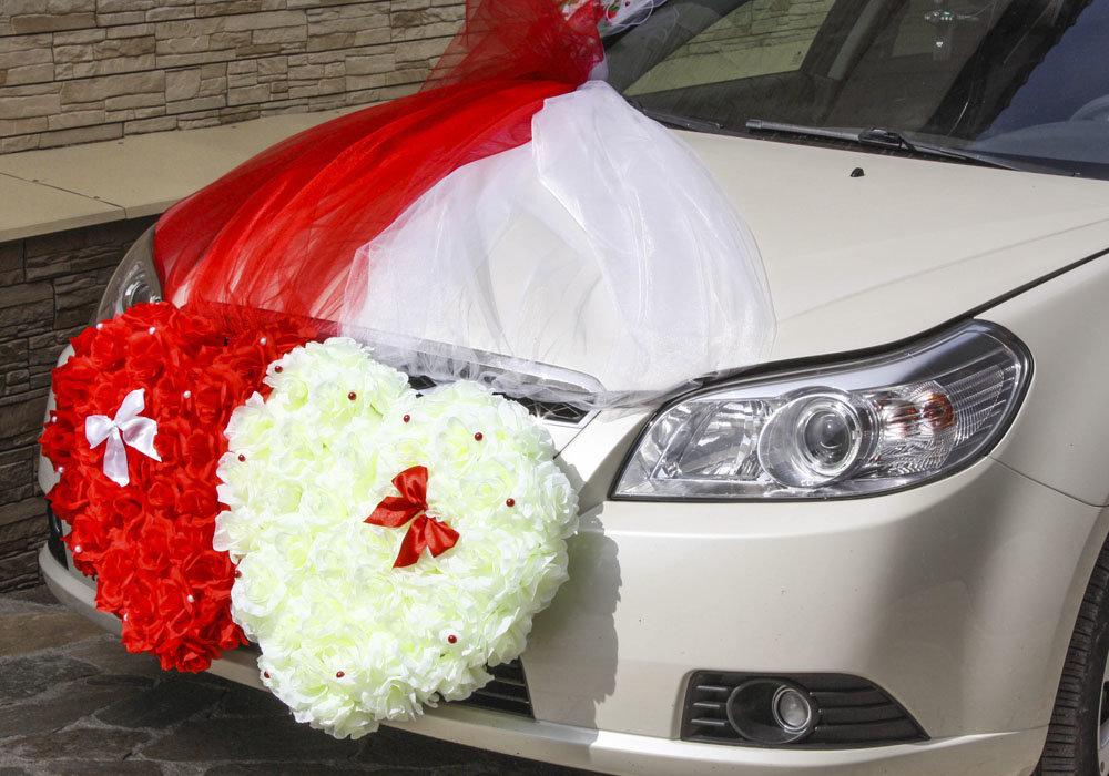Как сделать украшения для свадебной 719