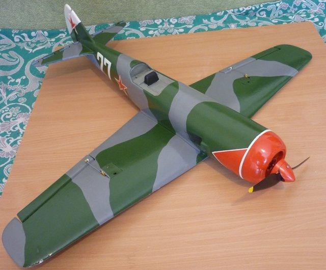 Как это сделать модель самолёта 188