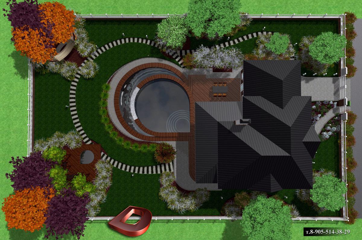Ландшафтное проектирование проекты ландшафтного дизайна