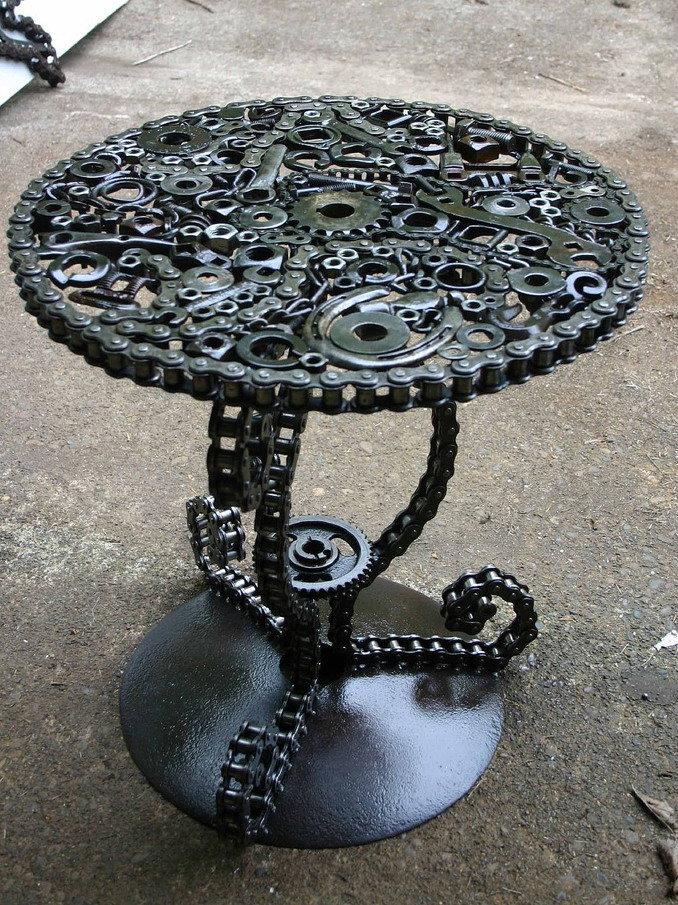 Идеи из металла своими руками 64