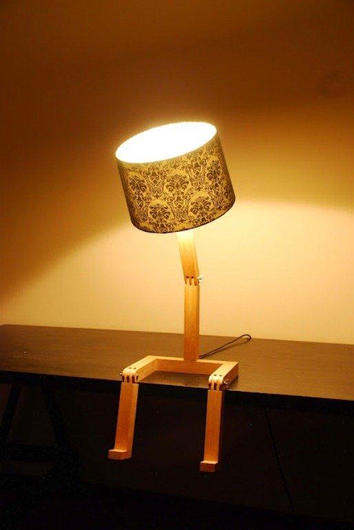 Светильники своими руками дизайнерские