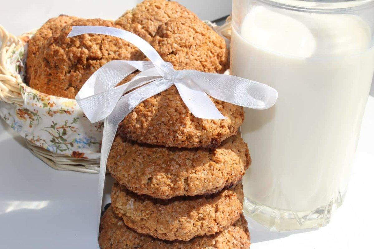 Овсяное печенье в домашних условиях из овсяной муки рецепт