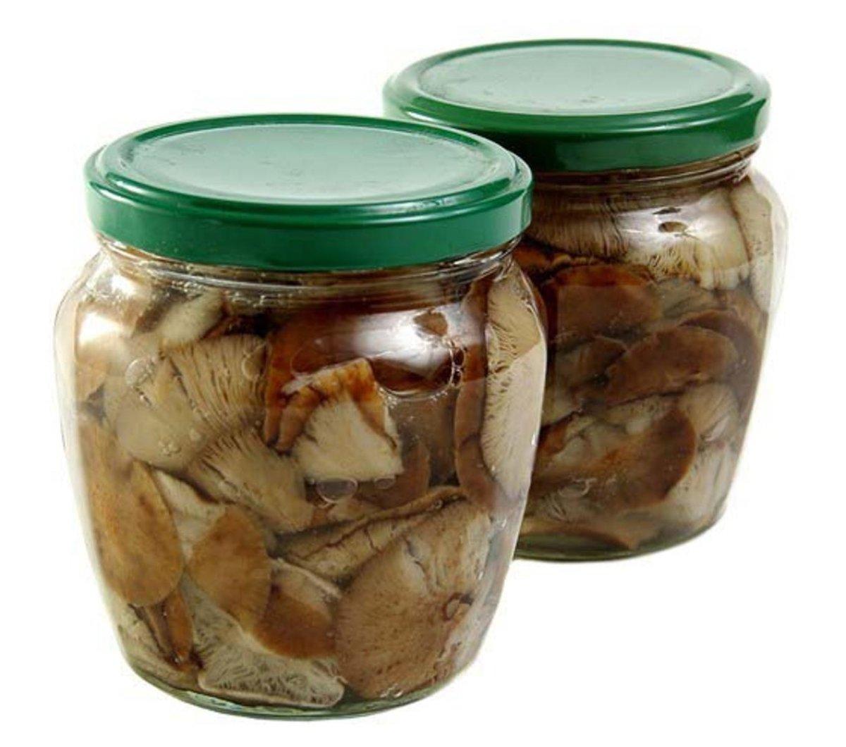 Консервация белых грибов на зиму рецепты пошагово