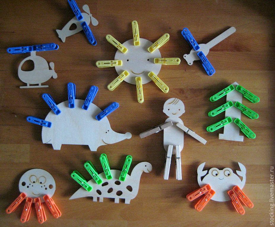 Развитие детей поделки своими руками 111