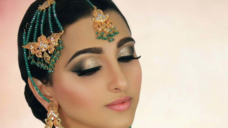 Пошаговое как сделать индийский макияж