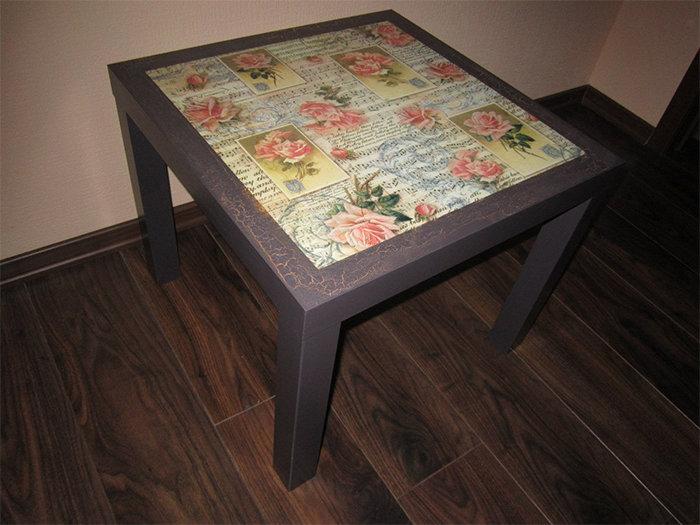 Реставрация старого стола своими руками фото до и после 19