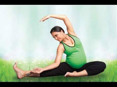 Парная гимнастика для беременных 899