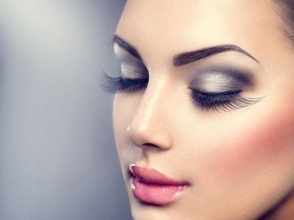 Сделать своей фото макияж ресницы