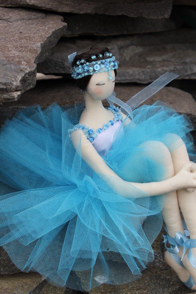Балерина своими руками кукла