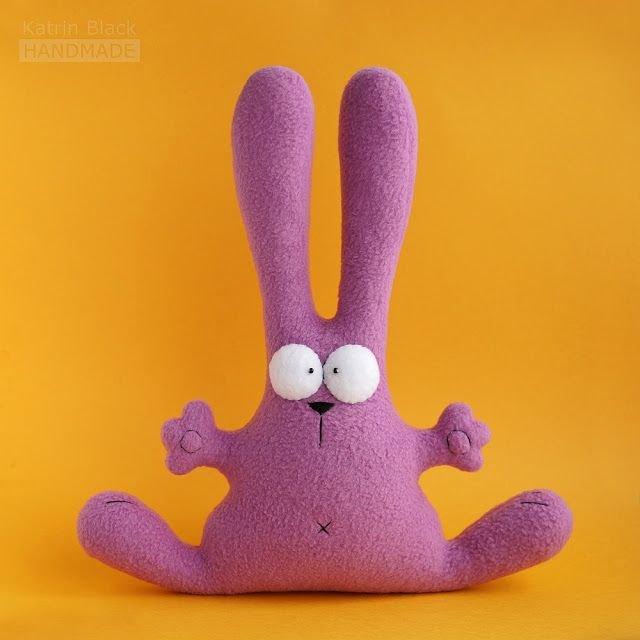 Заяц мягкая игрушка своими руками 88