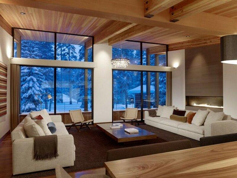 Идеи дизайна загородного дома