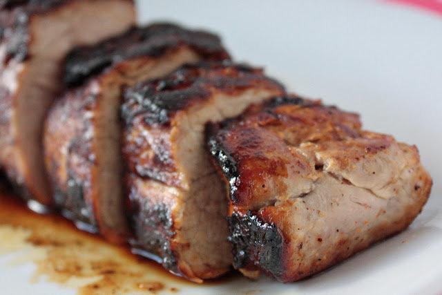 Свиная вырезка целиком в духовке рецепты