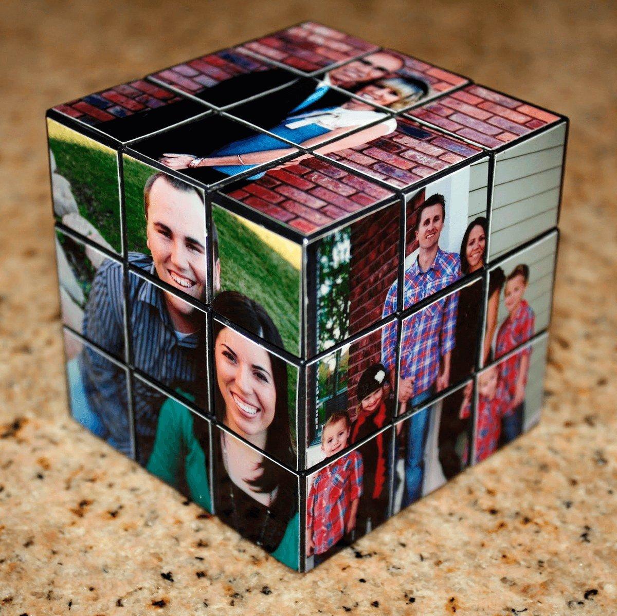Кубики из фотографий своими руками 23