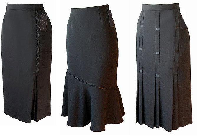 Сколько стоит сшить юбку прямую на заказ 34