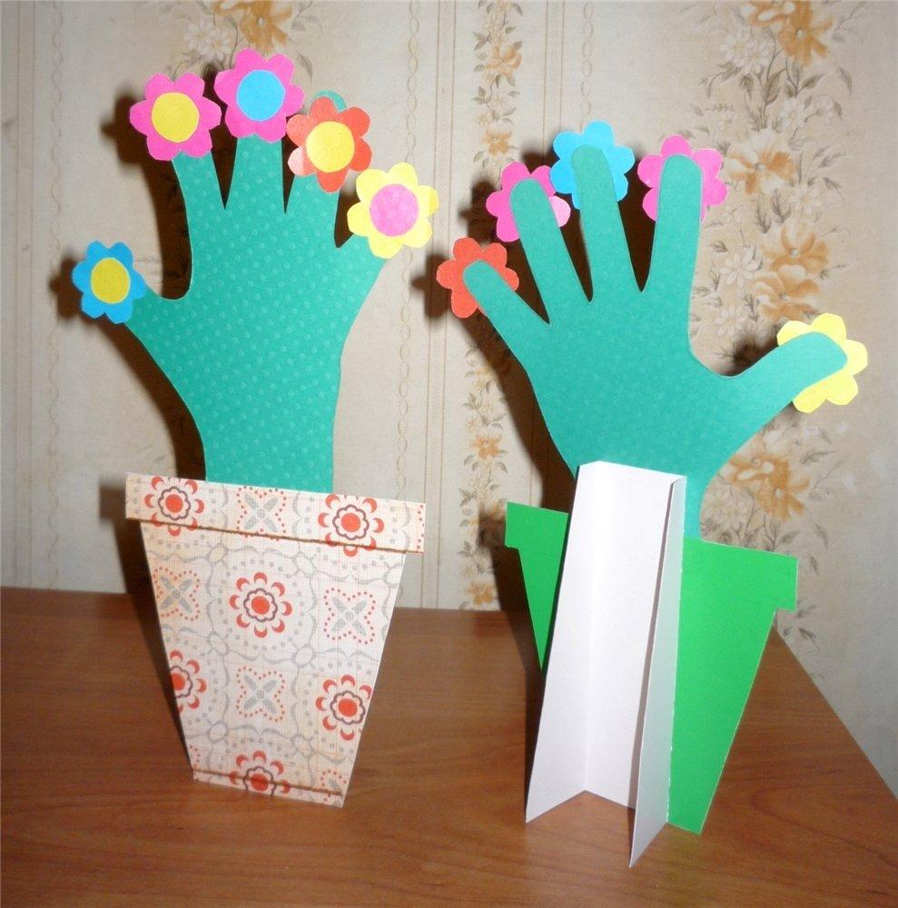 Поделки руками подарки руками