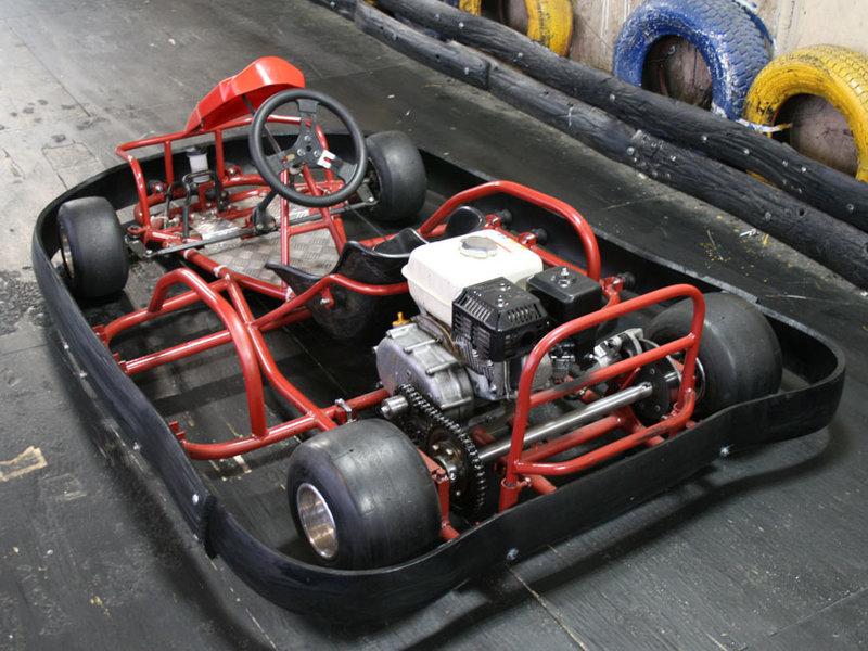 Картинг с чего можно поставить двигатель 3