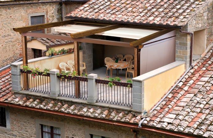 Террасы и балконы своими руками 946