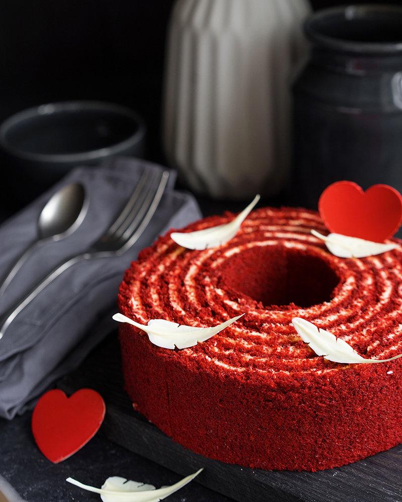 Энди шеф торт красный бархат рецепт с пошагово